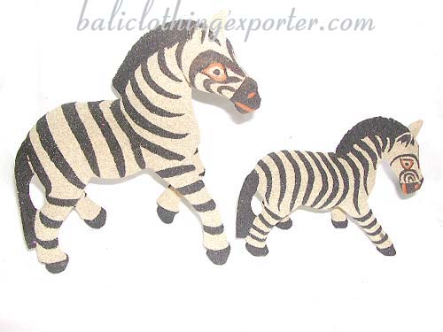 Wild zebra crafts, carvings, animal lovers figurines, home decor, collectibles, nature statue