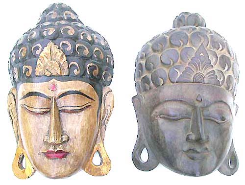 Costume mask, wall decor, contemporary art, garden crafts, interior designs, bali ornaments, decorative masks