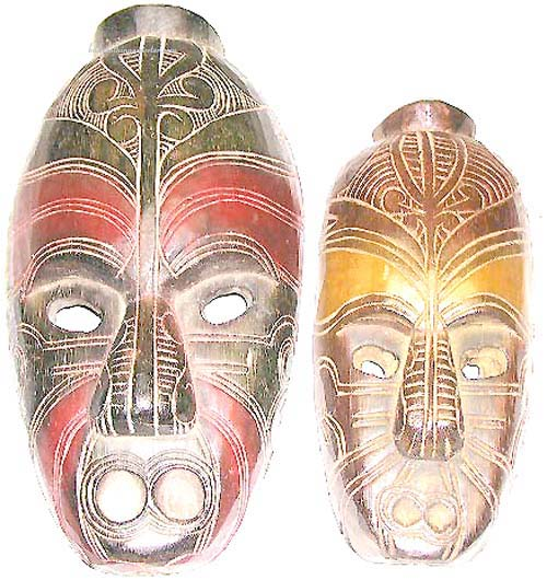 Tribal masks, garden wall decor, wooden home designs, wall hangings, contemporary art, interior furnishings