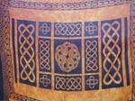 Beach wrap, bathing suit accessory store, celtic art, sarong wholesaler, online distributor, clothing exporter, bali shawl, batik scarves, fashion manufacturer, vacation gift factory