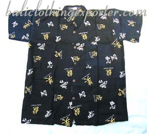 Mens designer shirt, summer fashions, resort wear, beach clothing, club wear