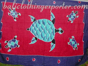 Sea creature fashions, bikini cover up, summer accessories, beach clothing, crafted turtle designs