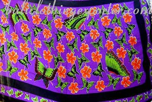 Butterfly lover apparel, fashion sarong, tropical wrap skirt, men beach accessory, bali apparel, cruise wear