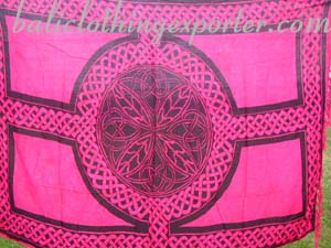 Celtic symbol clothing, beach wear, resort fashions, island wraps, casual wear, womens wrap skirts