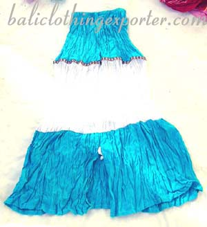Balinese clothing, summer apparel, long skirt, crinkle skirts, beach wear, ladies fashion wear