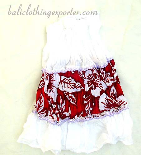 Tea party apparel, kids pageant dress skirt, summer fashions, girls casual wear, vacation clothing