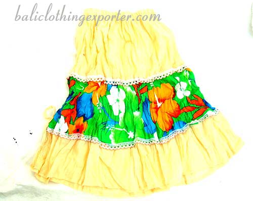 Aloha casual wear, urban apparel, party skirt, beach clothing, kids fashions, resort wear