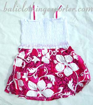 Hawaiian fashion girls apparel, beach wear, summer party dress, mini skirt, bali clothing