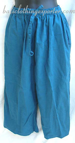 Capri summer pants, ladies short pant, resort wear, beach clothing, ladies fashions, vacation wear