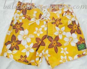 Hawaiian style shorts, online shopping, surf wear manufacturer, Bali ...