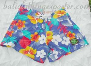 Boys beach wear, mens surf shorts, hawaiian clothing, bali pants, resort apparel