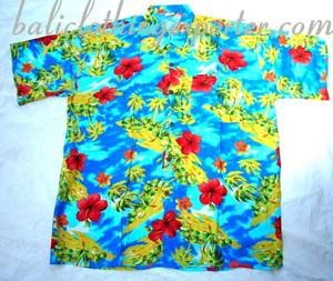 Tropical clothing, summer fashions, sports wear, casual apparel, resort fashions, mens shirt