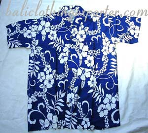 Wholesale Dress on Mens Leisure Wear Manufacturer  Wholesale Hibiscus Print Clothing