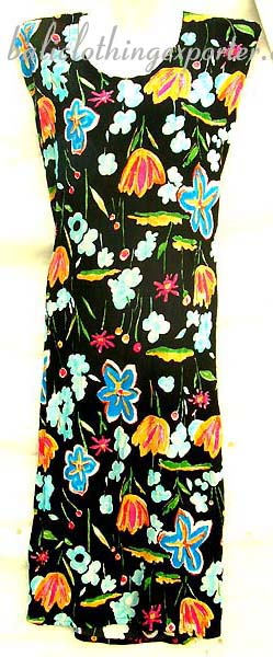 Hawaiian fashion dress, summer wear clothing, ladies high style apparel, resort wear, cruisewear